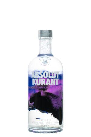 Absolut Kurrant Vodka 70cl