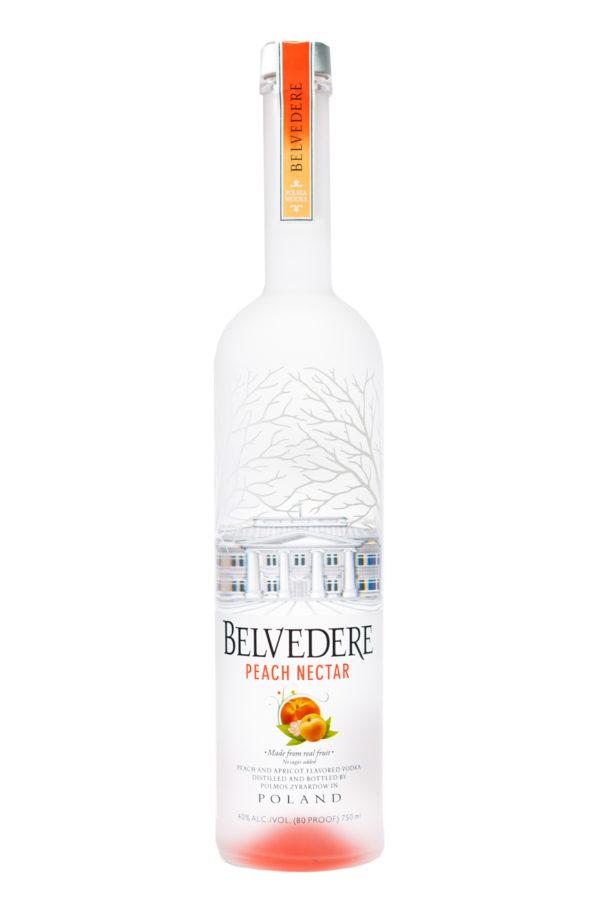 Belvedere Peach Nectar Vodka 75cl