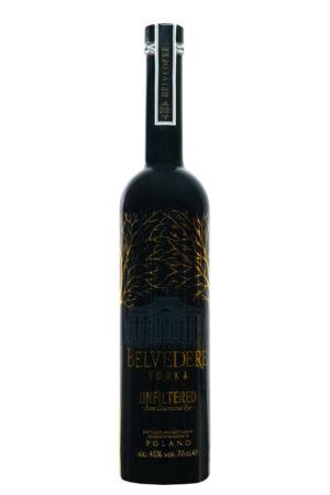 Belvedere Unfiltered Vodka 70cl