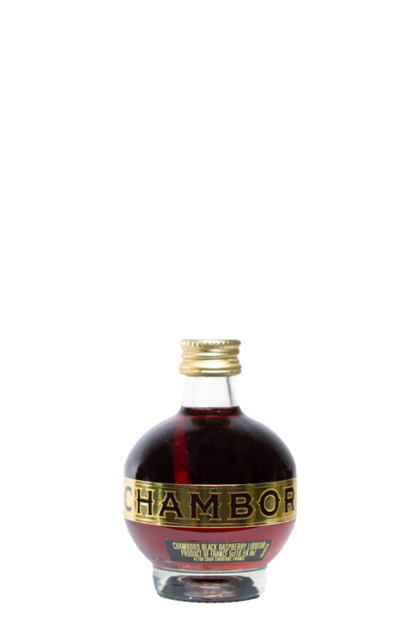 Chambord Black Raspberry Liqueur 5cl