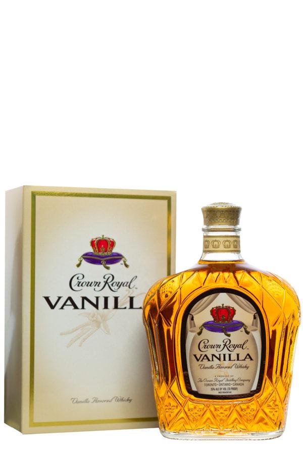 Crown Royal Vanilla Whisky 75cl