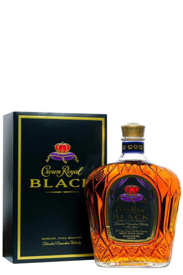 Crown Royal Black Whisky 75cl