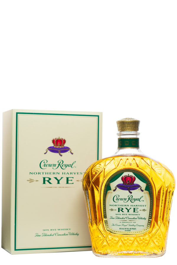 Crown Royal Northern Rye Whisky 75cl