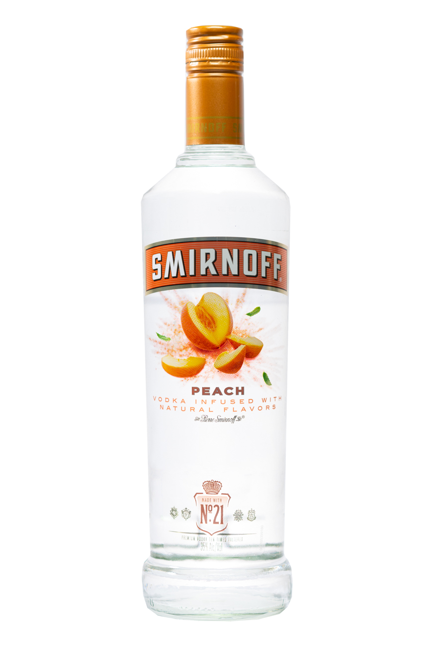 Smirnoff Peach Vodka 75cl Vip Bottles