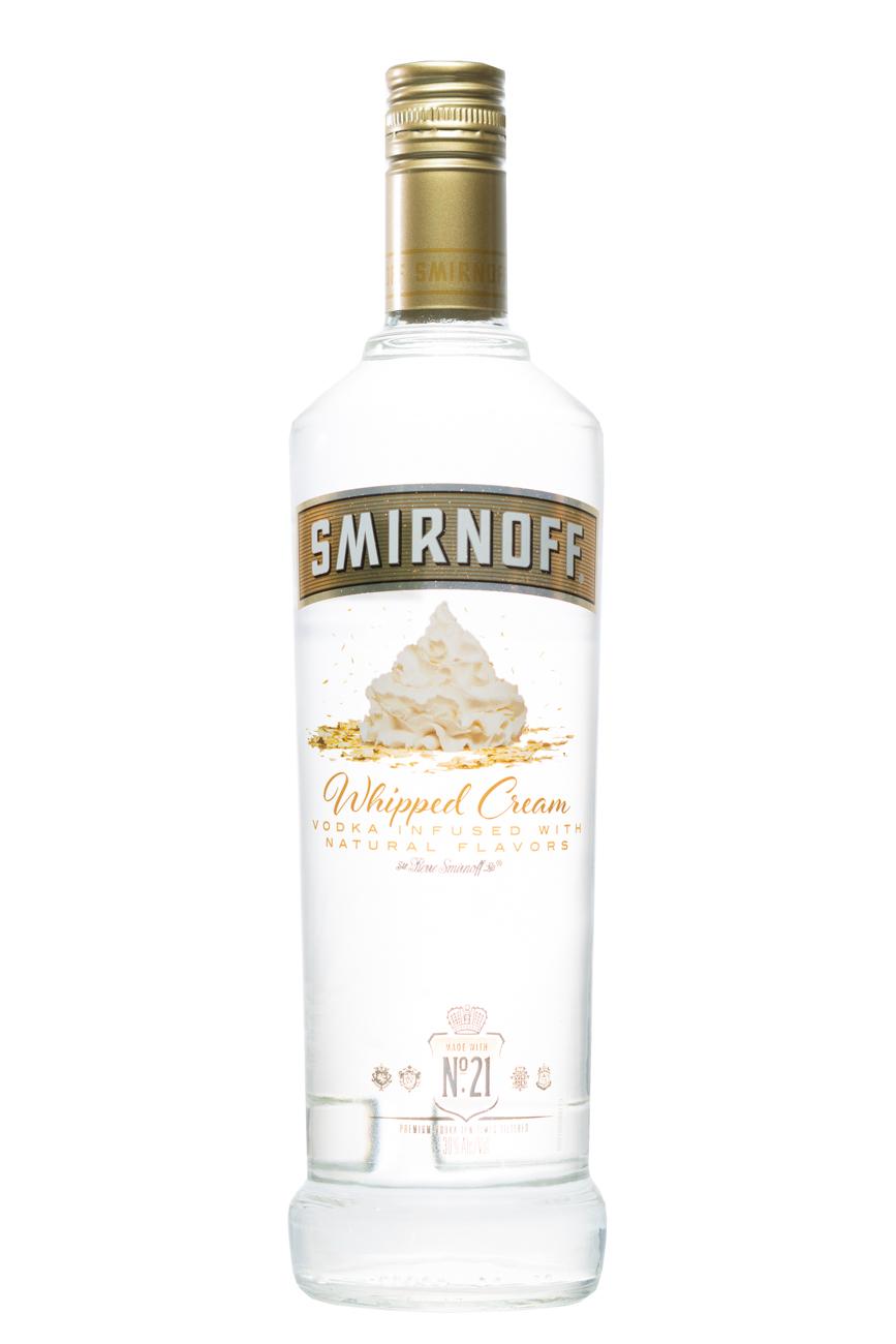 Smirnoff Whipped Cream Vodka | VIP Bottles