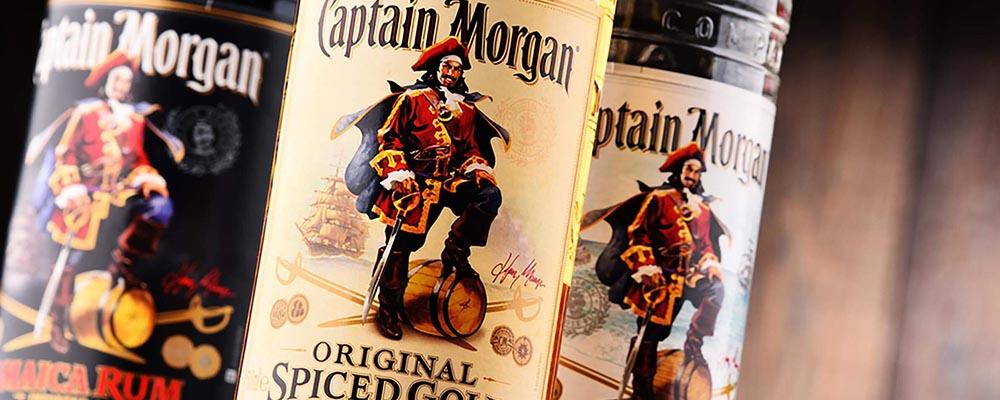 Captain Morgan mobile