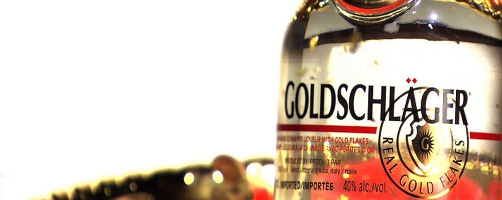 Goldschlager mobile
