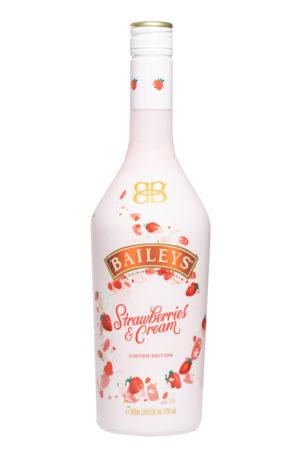 Baileys Strawberries & Cream Liqueur 70cl