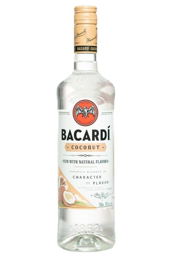 Bacardi Coconut Rum 75cl
