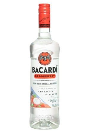 Bacardi Dragon Berry Rum 75cl