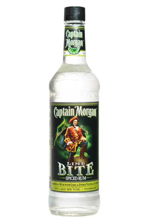 Captain Morgan Rum Lime Bite Rum 75cl