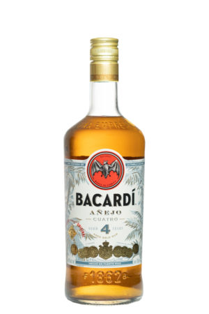 Bacardi Anejo 4 Year Old Rum 75cl