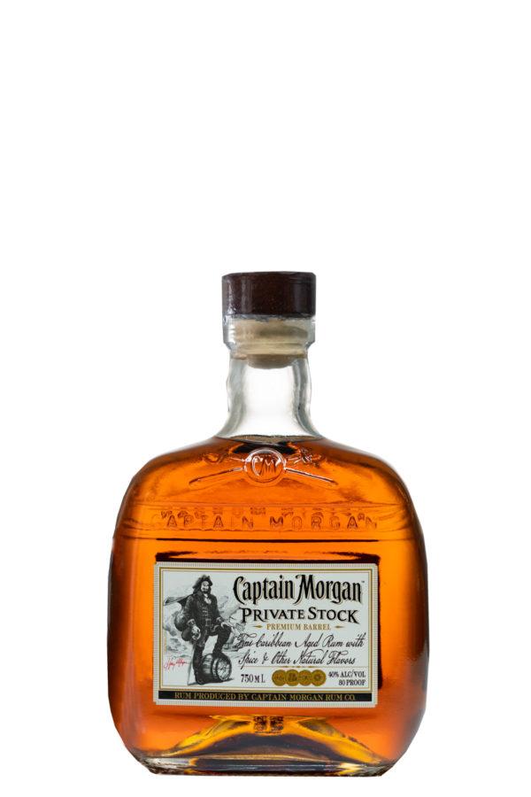 Captain Morgan Private Stock Rum 75cl