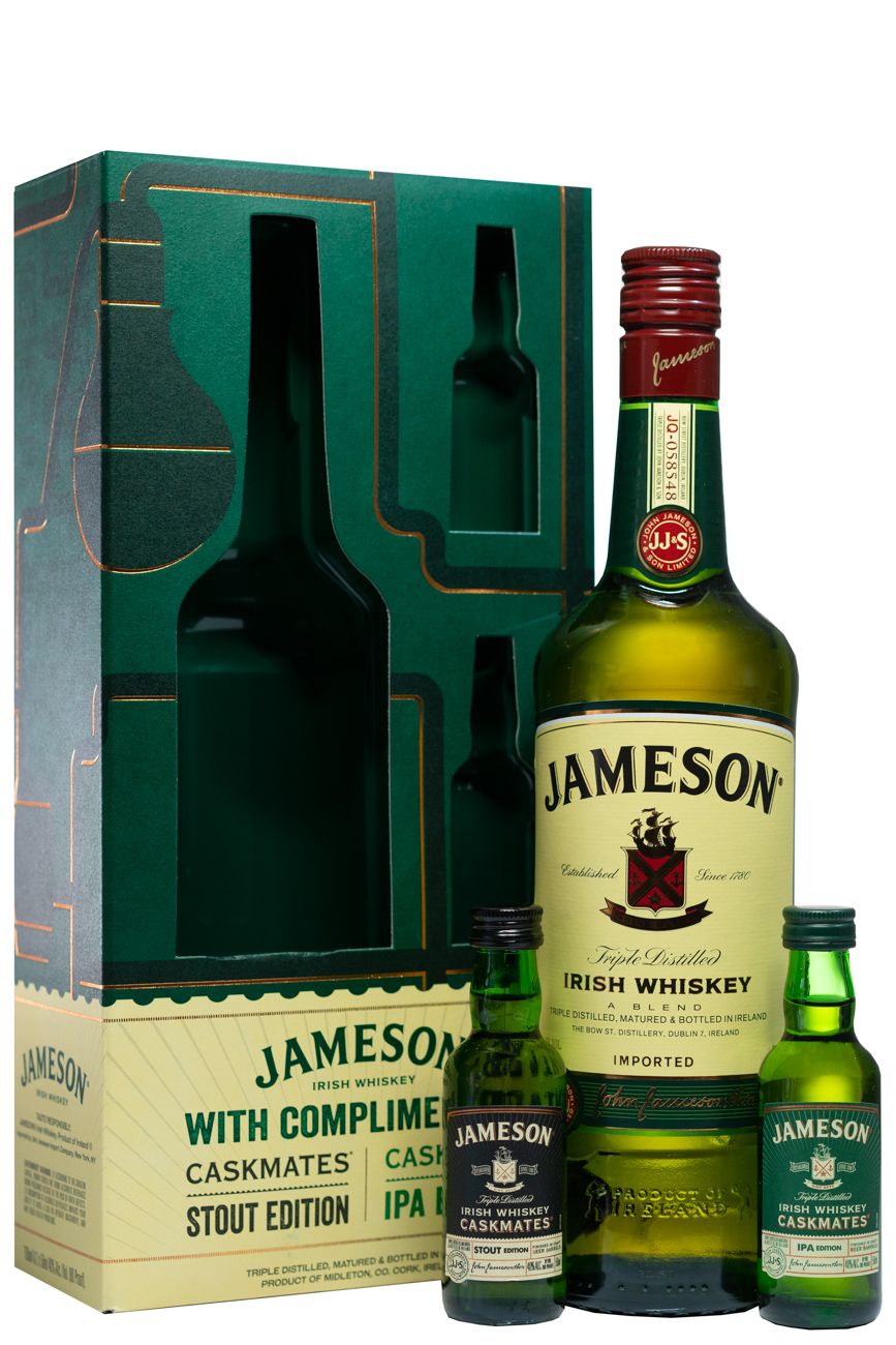 Jameson Irish Whisky Gift ...