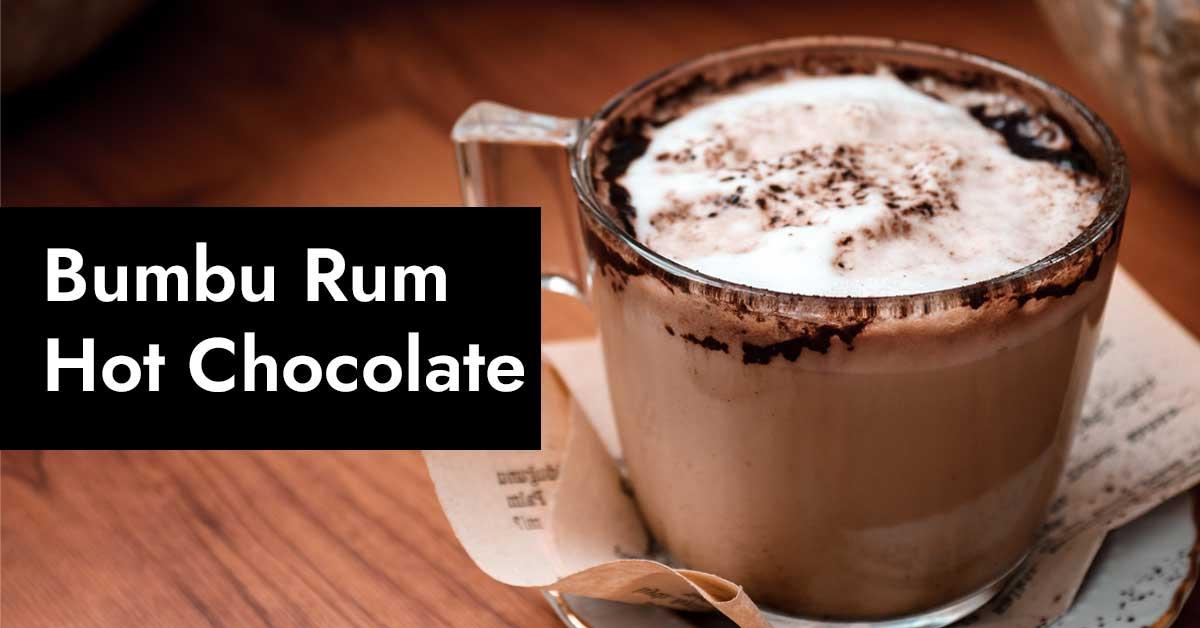 Bumbu Rum Hot Chocolate