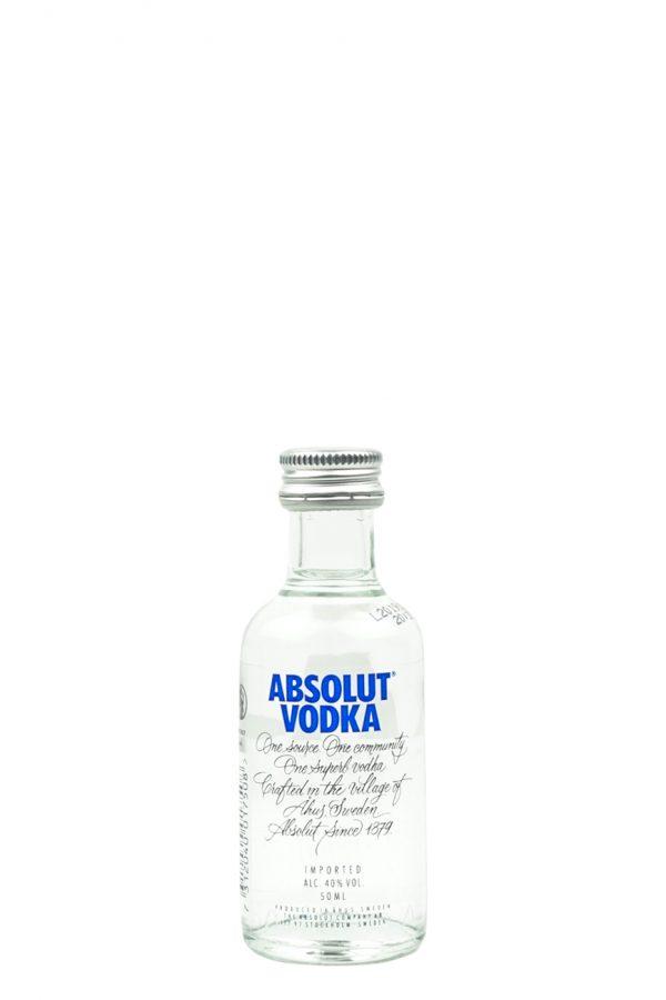 Absolut Vodka 5cl