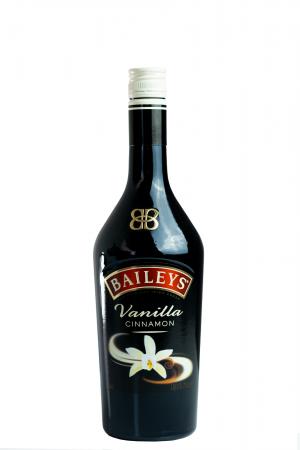 Baileys Vanilla Cinnamon Liqueur 75cl