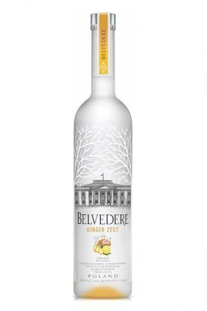 Belvedere Ginger Zest Vodka 75cl