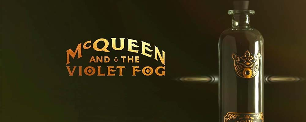 McQueen And The Violet Fog mobile
