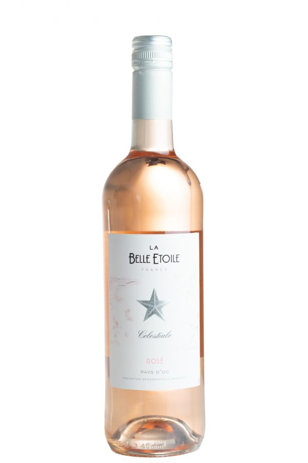 La Belle Etoile Rose Wine 75cl