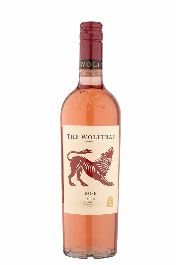 Boekenhoutskloof The Wolftrap Rose Wine 75cl