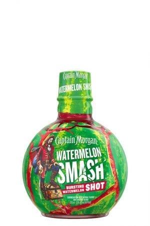 Captain Morgan Watermelon Smash Rum 75cl