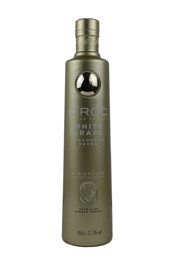 Ciroc White Grape Vodka 70cl