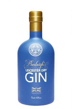 Burleighs Leicester Dry Gin 70cl