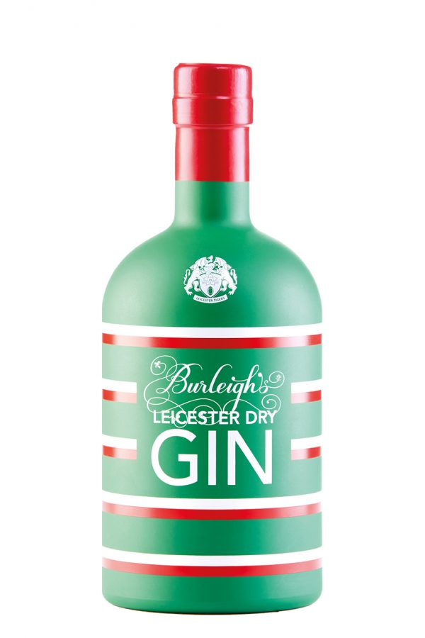 Burleighs Leicester Tigers Gin 70cl