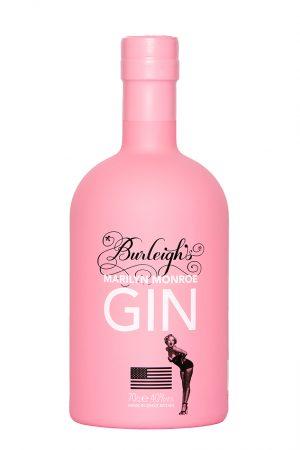 Burleighs Marilyn Monroe Pink Gin 70cl