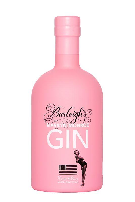 Burleighs Pink Gin