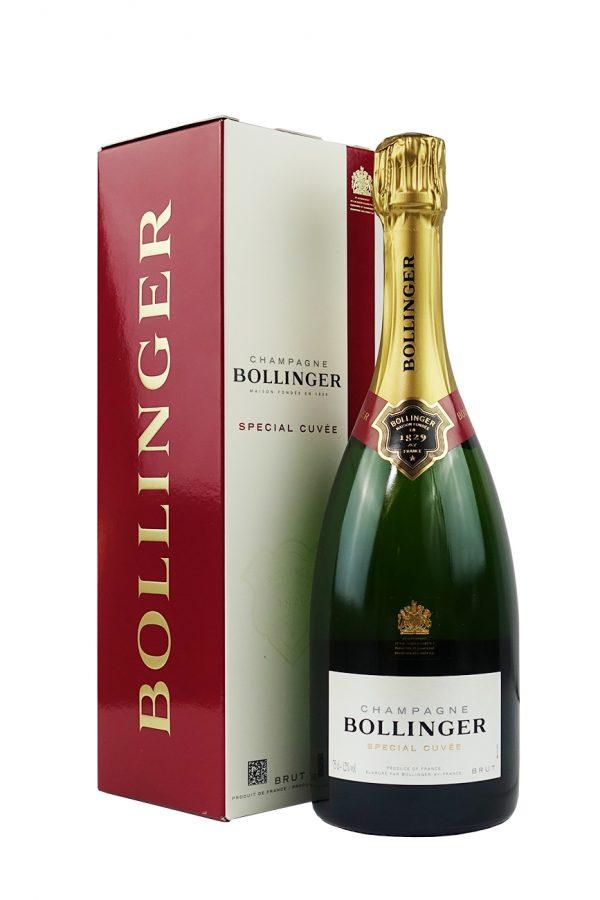 Bollinger Rose Champagne 75cl