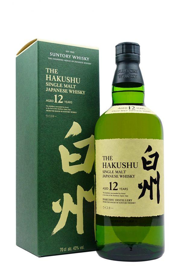 Suntory Hakushu 12 Year Old Whisky