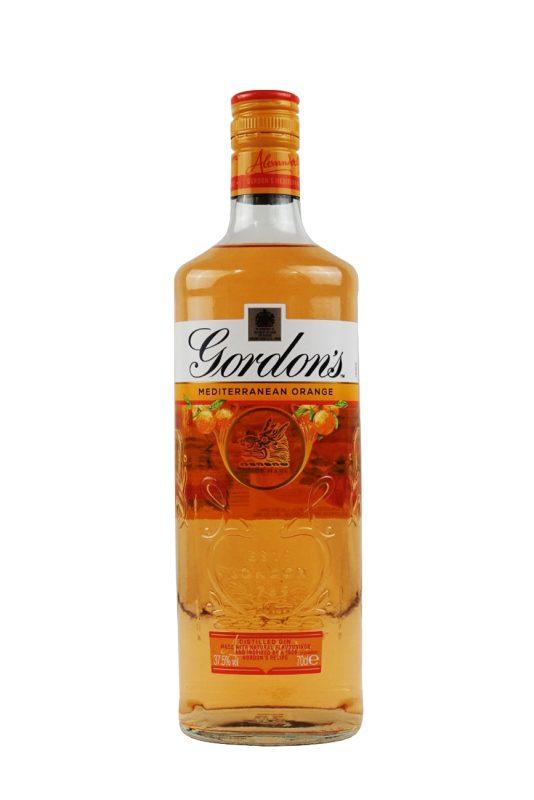Gordon's Mediterranean Orange & Gordon's Sicilian Lemon