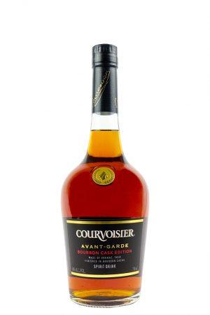Courvoisier Avant Garde Bourbon Cask Edition Cognac 75cl