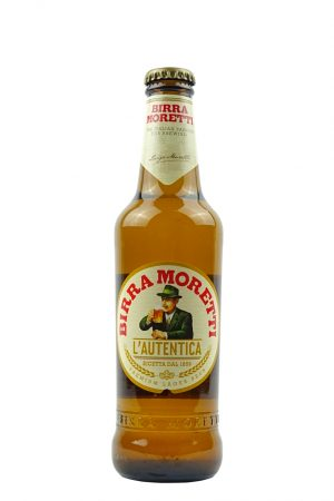 Birra Moretti Premium Lager 33cl