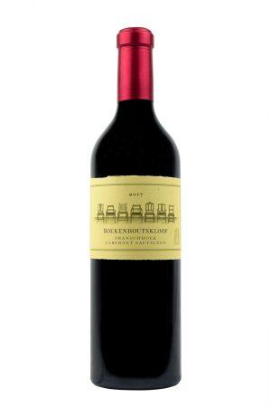 Boekenhoutskloof Franschhoek Cabernet Sauvignon 2017 Wine 75cl