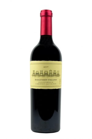 Boekenhoutskloof Stellenbosch Cabernet Sauvignon 2017 Wine 75cl