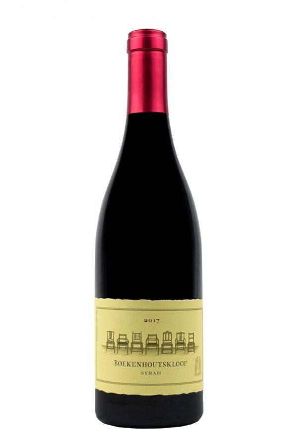 Boekenhoutskloof Syrah 2017 Wine 75cl