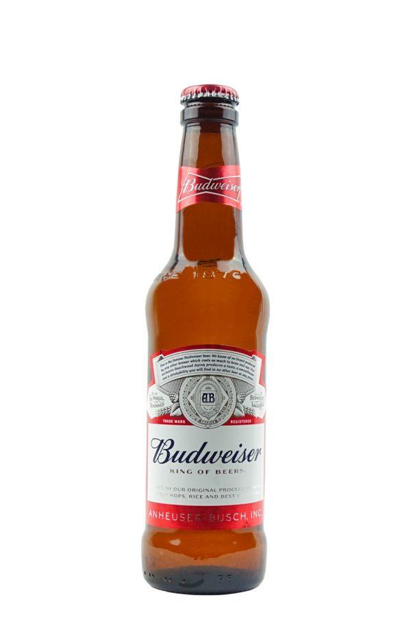 Budweiser Premium Lager 33cl