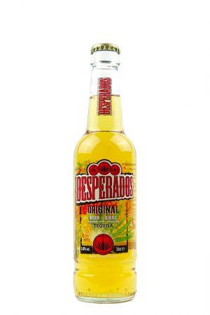 Desperados Tequila Lager 3 x 33cl