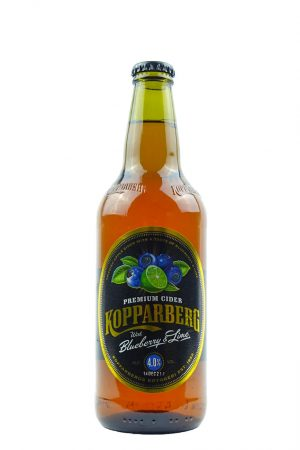 Kopparberg Blueberry & Lime Cider