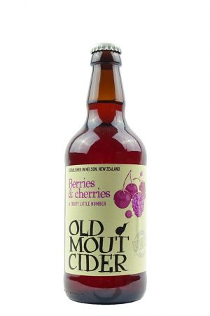 Old Mout Berries & Cherries Cider