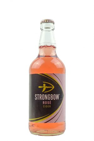 Strongbow Rose Cider