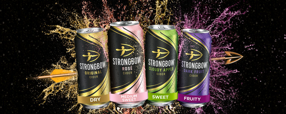 Strongbow mobile
