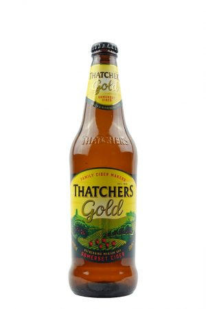 Thatchers Gold Cider
