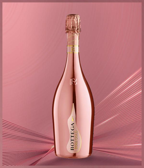 Bottenga Rose Gold Champagne