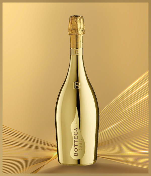 Bottenga Gold Champagne