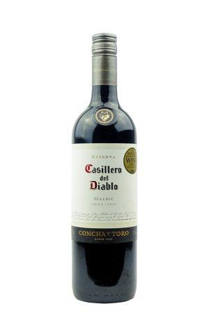 Casillero Del Diablo Malbec Wine