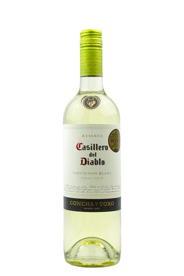 Casillero Del Diablo Sauvignon Blanc Wine